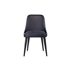 Laval皮革单椅 Laval Leather Chair