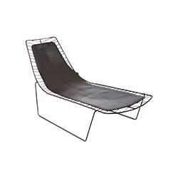 Leaf 金属户外休闲躺椅   躺椅