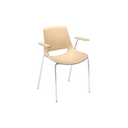 Palm 餐椅/培训椅 lievore altherr molina 工作室  培训家具