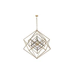 Cubist枝形吊灯 凯莉韦斯特勒  吊灯
