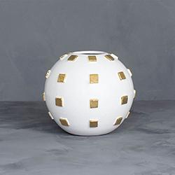 Chalet圆形花瓶   花器