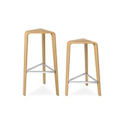 Ply 吧椅 lievore altherr molina 工作室  吧椅/凳子