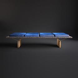 斯坦福板凳 机库设计组  长凳