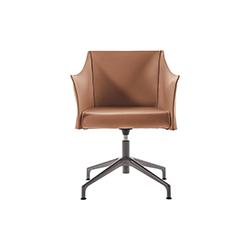 O-Cap扶手椅   办公椅