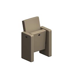 F50 剧院/礼堂椅   公共座椅