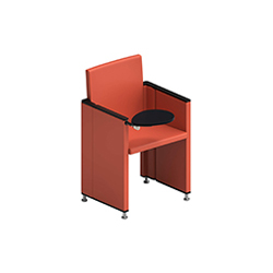ON TIME 剧院/礼堂椅 阿德里亚诺·巴尔丹兹+亚历山德罗·诺维利  公共座椅