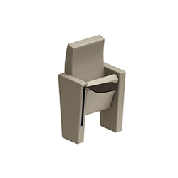 C900 阿德里亚诺·巴尔丹兹+亚历山德罗·诺维利  公共座椅