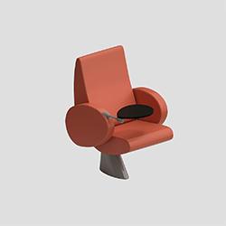 TULIP 剧院/礼堂椅 巴托丽设计  公共座椅