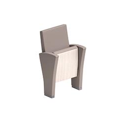 Unica 剧院/礼堂椅   公共座椅