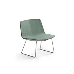Stratos MH 洽谈椅/办公椅 汉内斯·维特斯坦  休闲椅