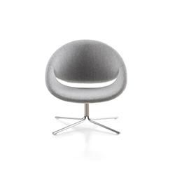So Happy Lounge 洽谈椅/办公椅 马科·马兰  休闲椅