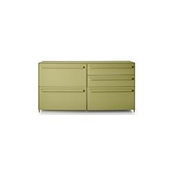 HANDLE 钢制储物柜/杂物柜 布鲁诺·法托里尼  储物柜