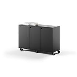 Atelier 活动矮柜/活动垃圾箱   储物柜