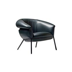 Grasso 休闲沙发 斯蒂芬·伯克斯  休闲椅