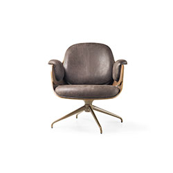 LOW LOUNGER 休闲椅 亚米·海因  休闲椅