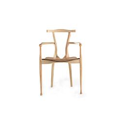 Gaulino 实木餐椅/休闲椅 奥斯卡·托斯卡斯·布兰卡  餐椅