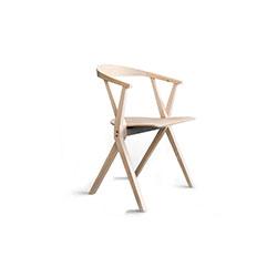 Extrusions 餐椅/洽谈椅 康士坦丁·葛切奇  餐椅
