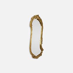 挂镜 Calvet mirror   镜子
