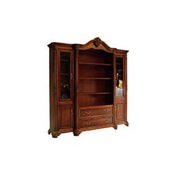 四门书橱   储物柜