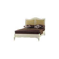 五尺床(软包)   床