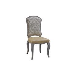 无扶手餐椅   餐椅