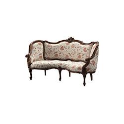 弧线沙发 Curved sofa