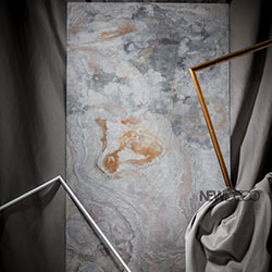 NEWDECO-霞白墙板饰面   装饰画/墙饰