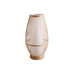 Nature Bamboo 鼓灯   台灯