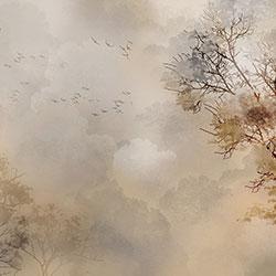 迷雾从林-原创定制壁画   装饰画/墙饰