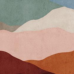 山色-原创定制壁画   装饰画/墙饰