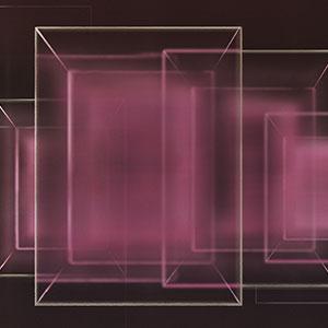 几何透视-原创定制壁画   装饰画/墙饰
