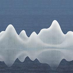 冰山-原创定制壁画   装饰画/墙饰