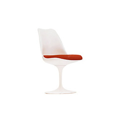 郁金香餐椅 saarinen white tulip side chair
