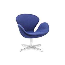 阿恩・雅各布森天鹅椅 阿纳・雅格布森  Arne Jacobsen 阿纳・雅格布森