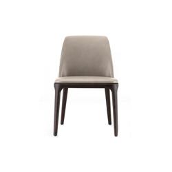 格蕾斯餐椅 艾缪尔・加利那  Poliform