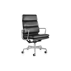 伊姆斯软包大班椅 伊姆斯夫妇  任务椅