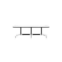 伊姆斯长方桌 伊姆斯夫妇  vitra家具品牌