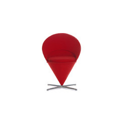 锥形椅 维纳尔·潘顿  vitra家具品牌