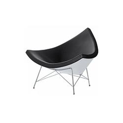 椰壳椅 乔治·尼尔森  herman miller家具品牌