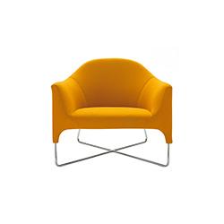 巴厘岛扶手椅 卡罗・哥伦布  休闲椅