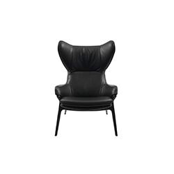 P22椅 帕特里克·诺格特  休闲椅