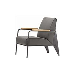 fauteuil de salon扶手椅 吉恩・普鲁维  休闲椅