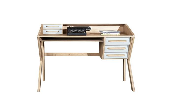 [创意家具 - 桌几|办公桌|创意家具|现代家居|时尚家具|设计师家具|折纸书桌]