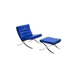 巴塞罗那椅(儿童版) 路德维希.密斯.凡德罗  儿童椅