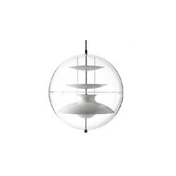 Verpan VP Globe Suspension Lamp 地球 吊�� 维纳尔・潘顿  吊灯