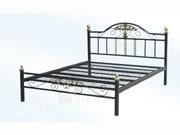 铁艺床   公寓床