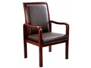 真皮会议椅   办公椅