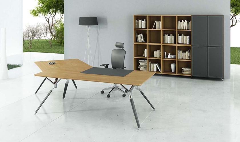 办公台|时尚大班台|创意家具|现代家居|时尚家具|设计师家具|CG-B3001