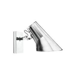 Flos 银/黑色Kelvin W壁灯 阿切勒・卡斯蒂格利奥尼  壁灯