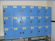IC卡储物柜   钢制储物柜